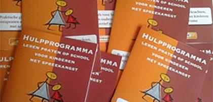 hulpprogramma leren praten op school